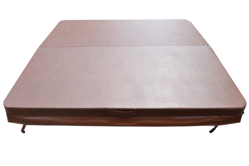 84 X 84 Inch 4 Quot Radius Rounded Square Hot Tub Cover