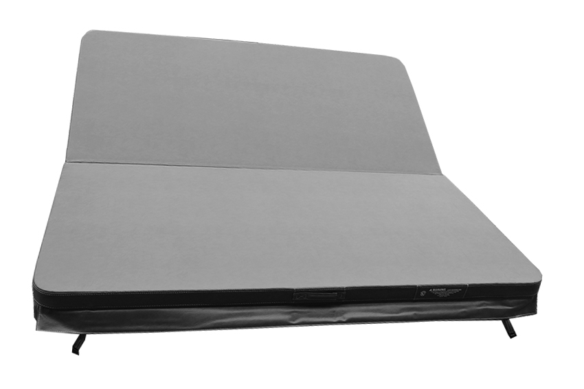 92 X 92 Inch 4 Quot Radius Rounded Square Hot Tub Cover