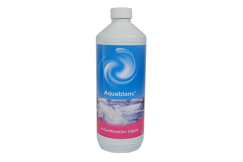 Aquablanc A Combination Liquid Www Poolandspacentre Co Uk