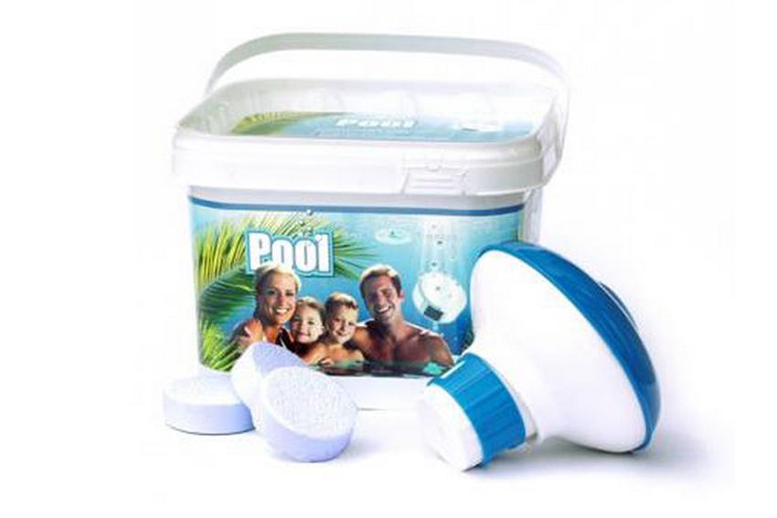 Superbe Aquafinesse Pool Puck Tablets