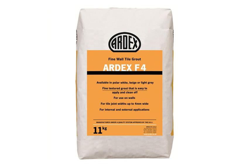 Ardex Tile Adhesive / Grout   www poolandspacentre co uk