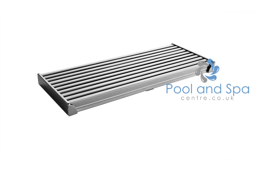 Astral Pool Stainless Steel Parallel Grating Www