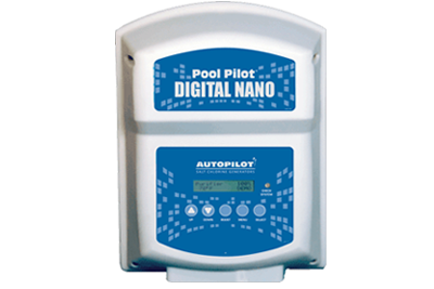 Autopilot Nano Salt Chlorinator Www Poolandspacentre Co Uk