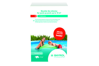 Bayrol Monthly Set For Above Ground Pools