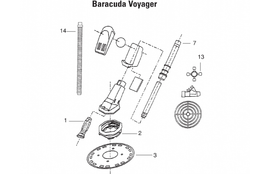 Certikin Baracuda Voyager Spare Parts Www