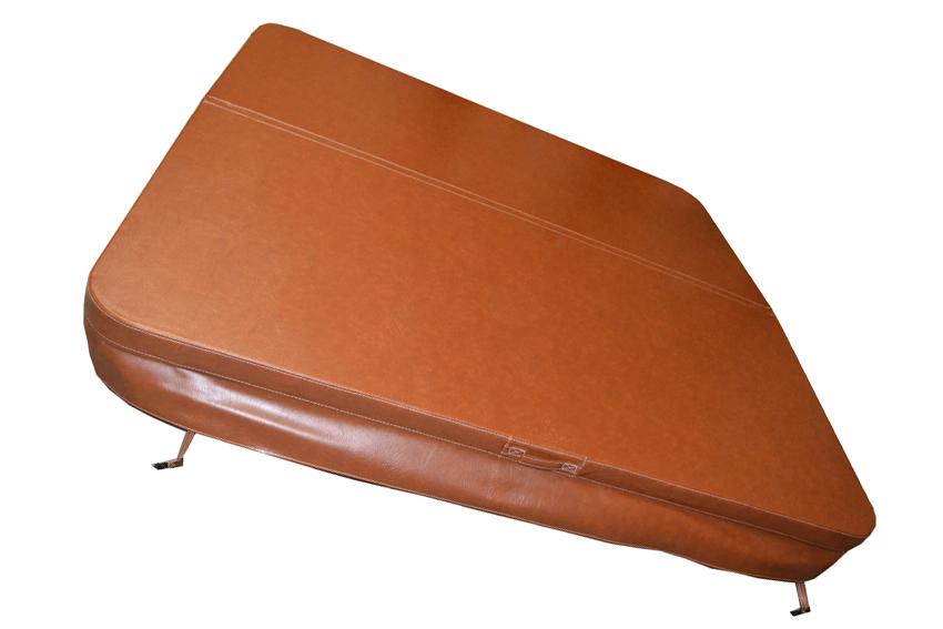 82 X 82 Inch 14 Quot Radius Hot Tub Cover Www