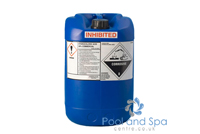 Ph minus for Hydrochloric acid used in swimming pools
