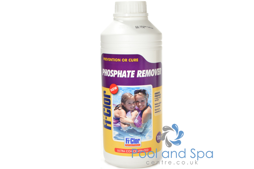 Fi clor pool phosphate remover - How to lower phosphates in swimming pool ...