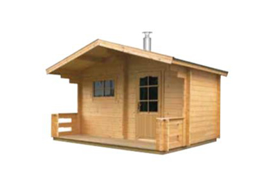 Outdoor Sauna 4000