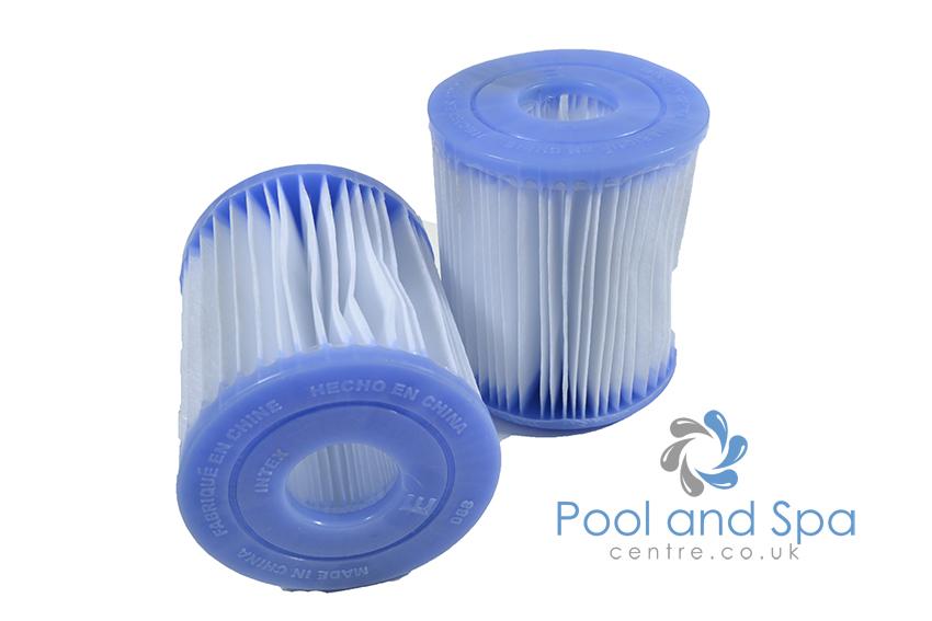 Intex e filters 2 pack for Koi intex pool