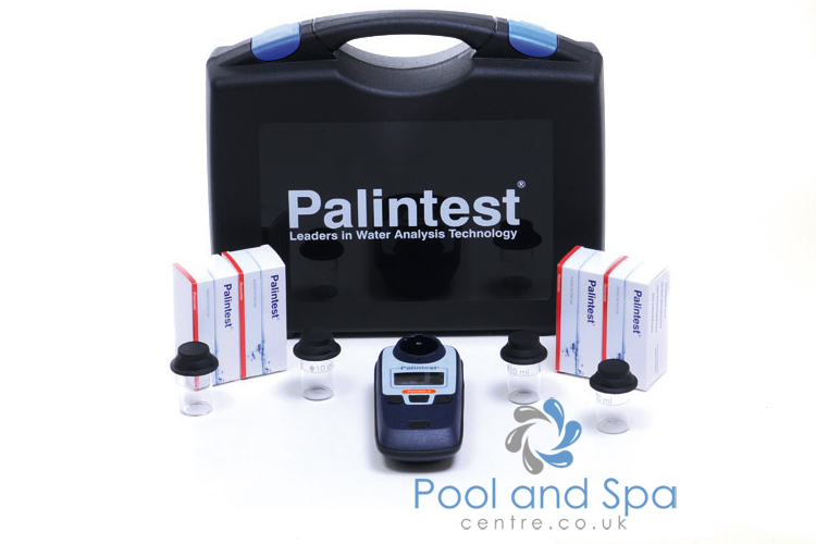 Palintest Pooltest 3 Hard Case Www Poolandspacentre Co Uk