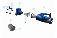 Spare Parts For Pool Vacuums Www Poolandspacentre Co Uk