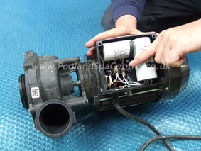 Hot Tub Pump Installation Amp Wet End Rotation Www