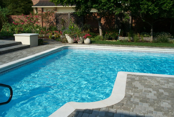 Pool Coping Stones Information | www.poolandspacentre.co.uk